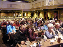 Tour Group on the Branson Belle